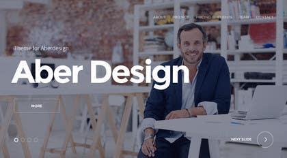 #7 cho Build a Website for Website/Graphic Design Agency bởi WeakyRock