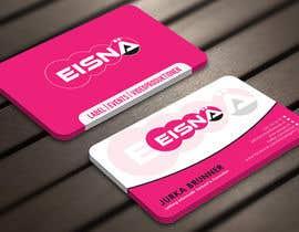 #24 untuk Create a visitcard for our business oleh Derard