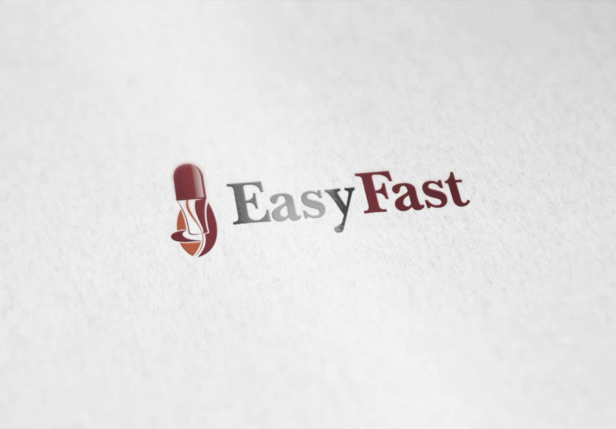 Contest Entry #8 for logo and Packaging Designs for Easyfast