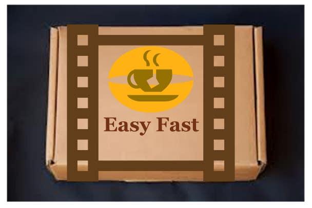 Penyertaan Peraduan #5 untuk logo and Packaging Designs for Easyfast