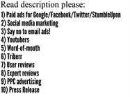 Internet Marketing Konkurrenceindlæg #5 for NEA 3D Creative Marketing Competition