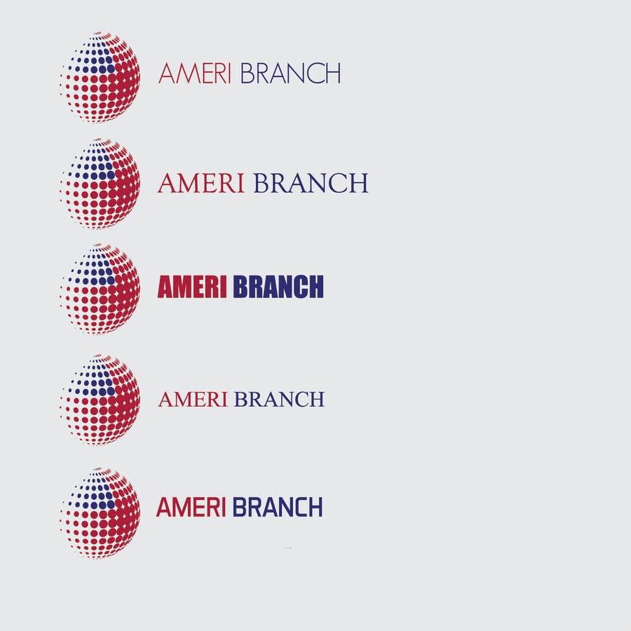 Konkurrenceindlæg #27 for Design a Logo for AmeriBranch