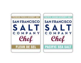 #15 for Tweak or redesign our Food Product Labels (3 different package sizes) by Pedro1973