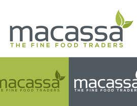 nº 145 pour Design a Logo for our Company - Macassa par vladspataroiu
