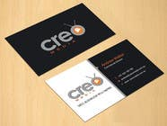 Graphic Design Contest Entry #188 for Design some Business Cards for Creo Media