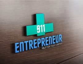 #43 for Design a Logo for E N T R E P R E N E U R 9 1 1 af Termoboss