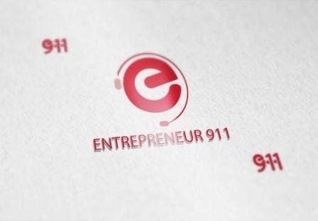 Penyertaan Peraduan #58 untuk Design a Logo for E N T R E P R E N E U R 9 1 1