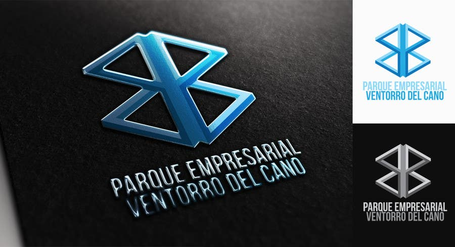 "Illustrator Contest Entry #59 for Diseñar un logotipo for ""PARQUE EMPRESARIAL VENTORRO DEL CANO"""