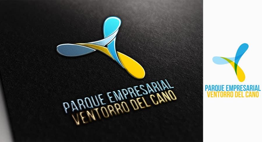 """Illustrator Contest Entry #60 for Diseñar un logotipo for """"PARQUE EMPRESARIAL VENTORRO DEL CANO"""""""