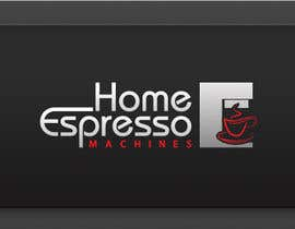 #101 para Design a Logo for home espresso machines por logoforwin