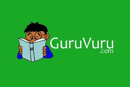 Nro 28 kilpailuun Design a Logo for www.guruvuru.com käyttäjältä superstyle