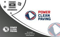 Graphic Design Contest Entry #3 for Design a Logo for Power Clean Paving