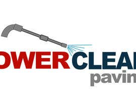 #4 para Design a Logo for Power Clean Paving por bethanymcdermed