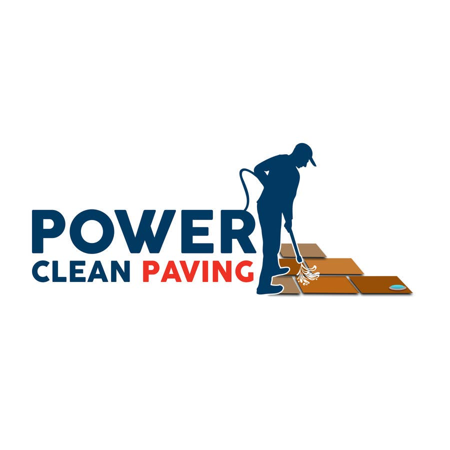 Contest Entry #13 for Design a Logo for Power Clean Paving