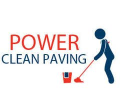 #74 for Design a Logo for Power Clean Paving af muhammadshoban