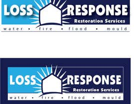 #15 cho Design a Logo for a business that specialises in restoring properties after an unforeseen event such as a fire or flood bởi illuminatedds