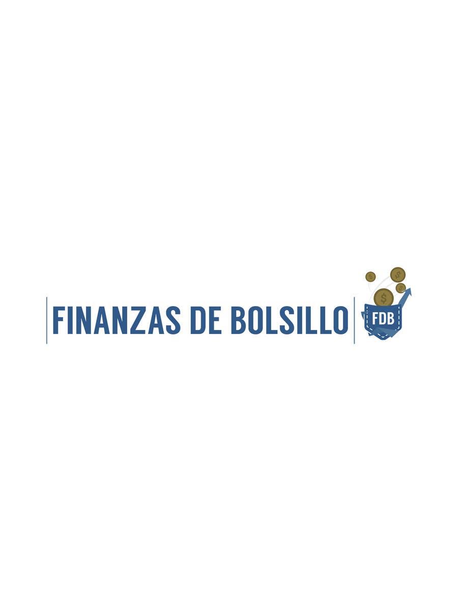 """Inscrição nº 64 do Concurso para Logotipo """"Finanzas de bolsillo"""""""