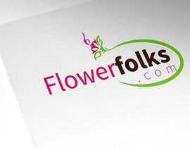 Nro 39 kilpailuun Design a Logo for FlowerFolks käyttäjältä infosouhayl