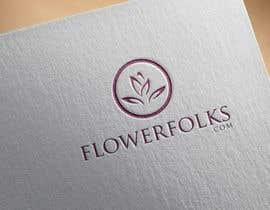 Nro 59 kilpailuun Design a Logo for FlowerFolks käyttäjältä timedesigns