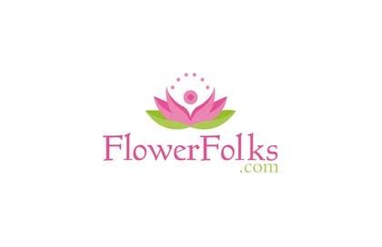 Nro 43 kilpailuun Design a Logo for FlowerFolks käyttäjältä Jayson1982