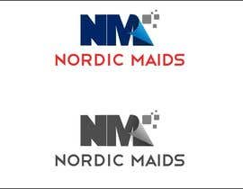 #5 para Design a Logo for Nordic Maids por iakabir