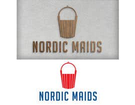 #19 for Design a Logo for Nordic Maids af masgrapix