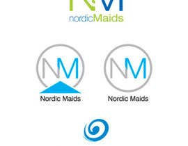 #9 for Design a Logo for Nordic Maids af markepkow