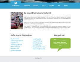 #69 para Design a Website Mockup for www.takemyscrapcar.com por webmastersud