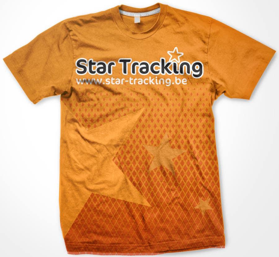 Bài tham dự cuộc thi #                                        26                                      cho                                         Design a T-Shirt for Star-Tracking