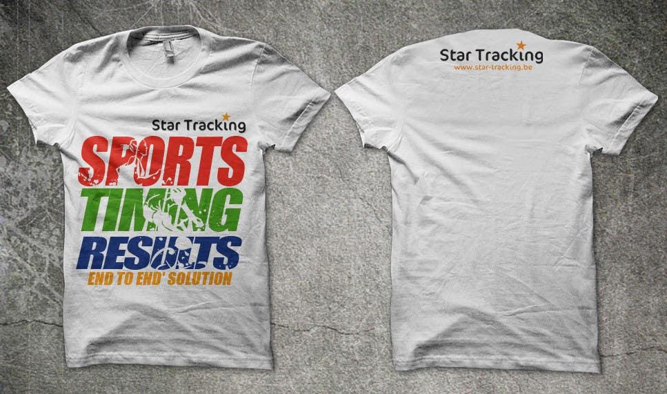 Bài tham dự cuộc thi #                                        31                                      cho                                         Design a T-Shirt for Star-Tracking