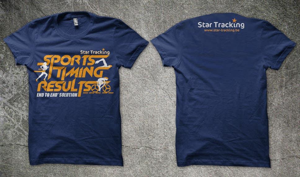 Bài tham dự cuộc thi #                                        34                                      cho                                         Design a T-Shirt for Star-Tracking
