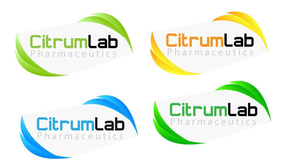 Bài tham dự cuộc thi #275 cho Design a Logo for pharmaceutic company called Citrum Lab