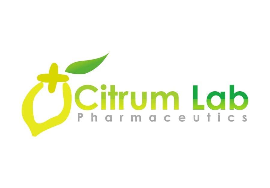Bài tham dự cuộc thi #226 cho Design a Logo for pharmaceutic company called Citrum Lab