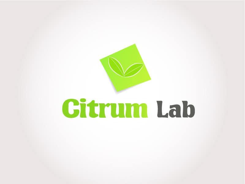 Bài tham dự cuộc thi #221 cho Design a Logo for pharmaceutic company called Citrum Lab