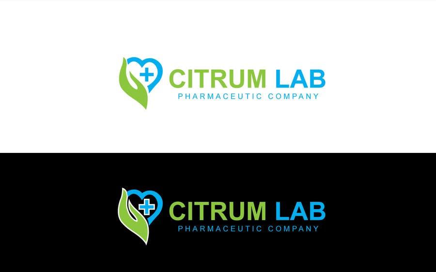 Bài tham dự cuộc thi #306 cho Design a Logo for pharmaceutic company called Citrum Lab