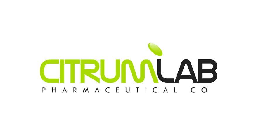 Bài tham dự cuộc thi #102 cho Design a Logo for pharmaceutic company called Citrum Lab