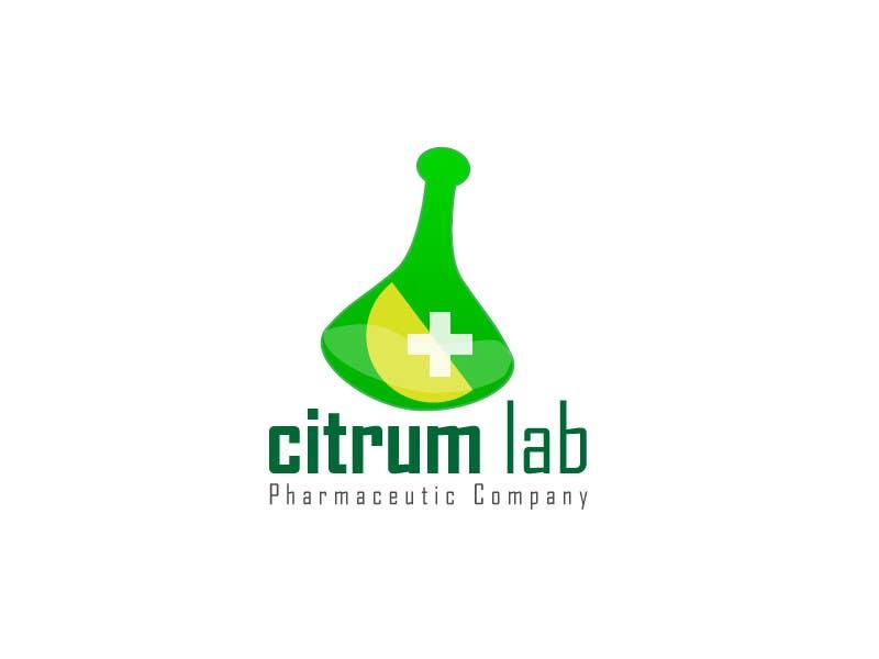 Bài tham dự cuộc thi #157 cho Design a Logo for pharmaceutic company called Citrum Lab