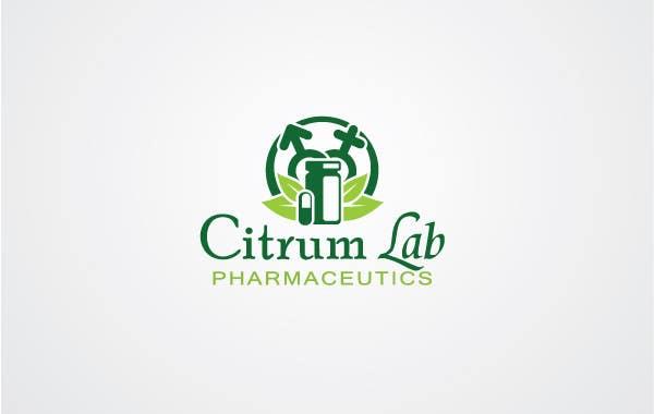 Bài tham dự cuộc thi #247 cho Design a Logo for pharmaceutic company called Citrum Lab