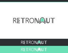 #108 cho Design a Logo and websitedesign for Retronaut bởi bujarluboci