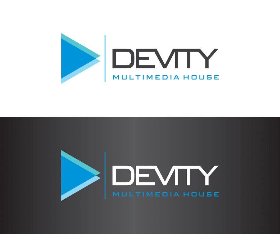 Proposition n°                                        52                                      du concours                                         Logo design for devity multimedia house
