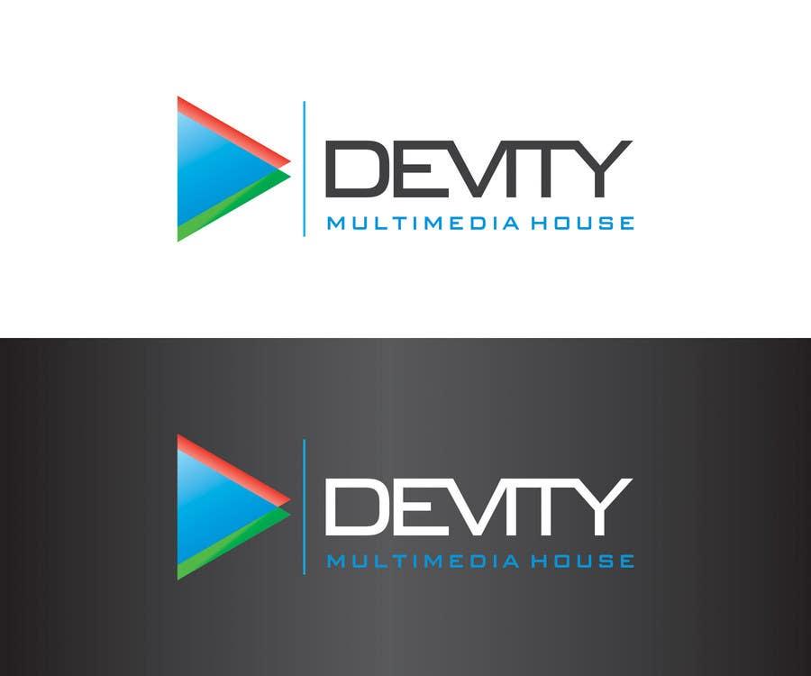 Proposition n°                                        53                                      du concours                                         Logo design for devity multimedia house