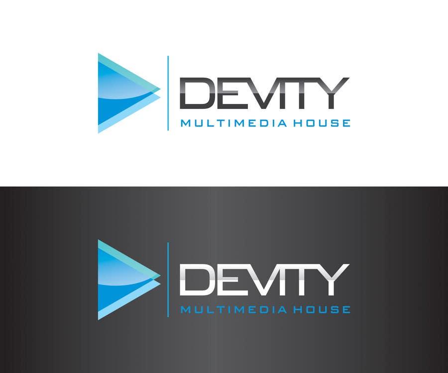 Proposition n°                                        54                                      du concours                                         Logo design for devity multimedia house