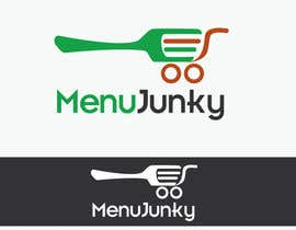 #5 for Design a Logo for MenuJunky af jhonlenong
