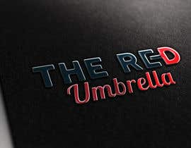 #69 for Design a Logo for The Red Umbrella - A Vegetarian Food Truck by kamilasztobryn