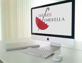 #21 for Design a Logo for The Red Umbrella - A Vegetarian Food Truck af vasked71