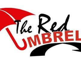 simplecopy1 tarafından Design a Logo for The Red Umbrella - A Vegetarian Food Truck için no 37