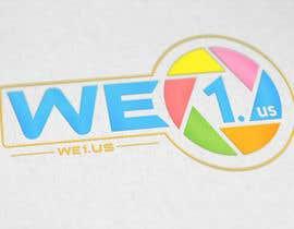 Termoboss tarafından Design a Logo for We1.us için no 252