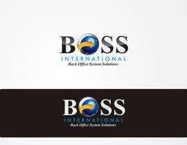 bjidea tarafından BOSS International (Back Office System Solutions) için no 63