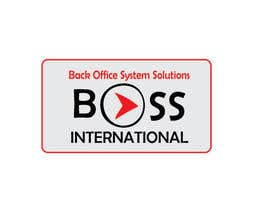 nº 28 pour BOSS International (Back Office System Solutions) par samiqazilbash