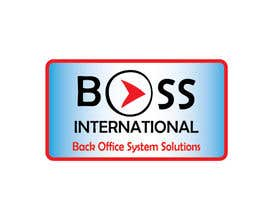 nº 29 pour BOSS International (Back Office System Solutions) par samiqazilbash